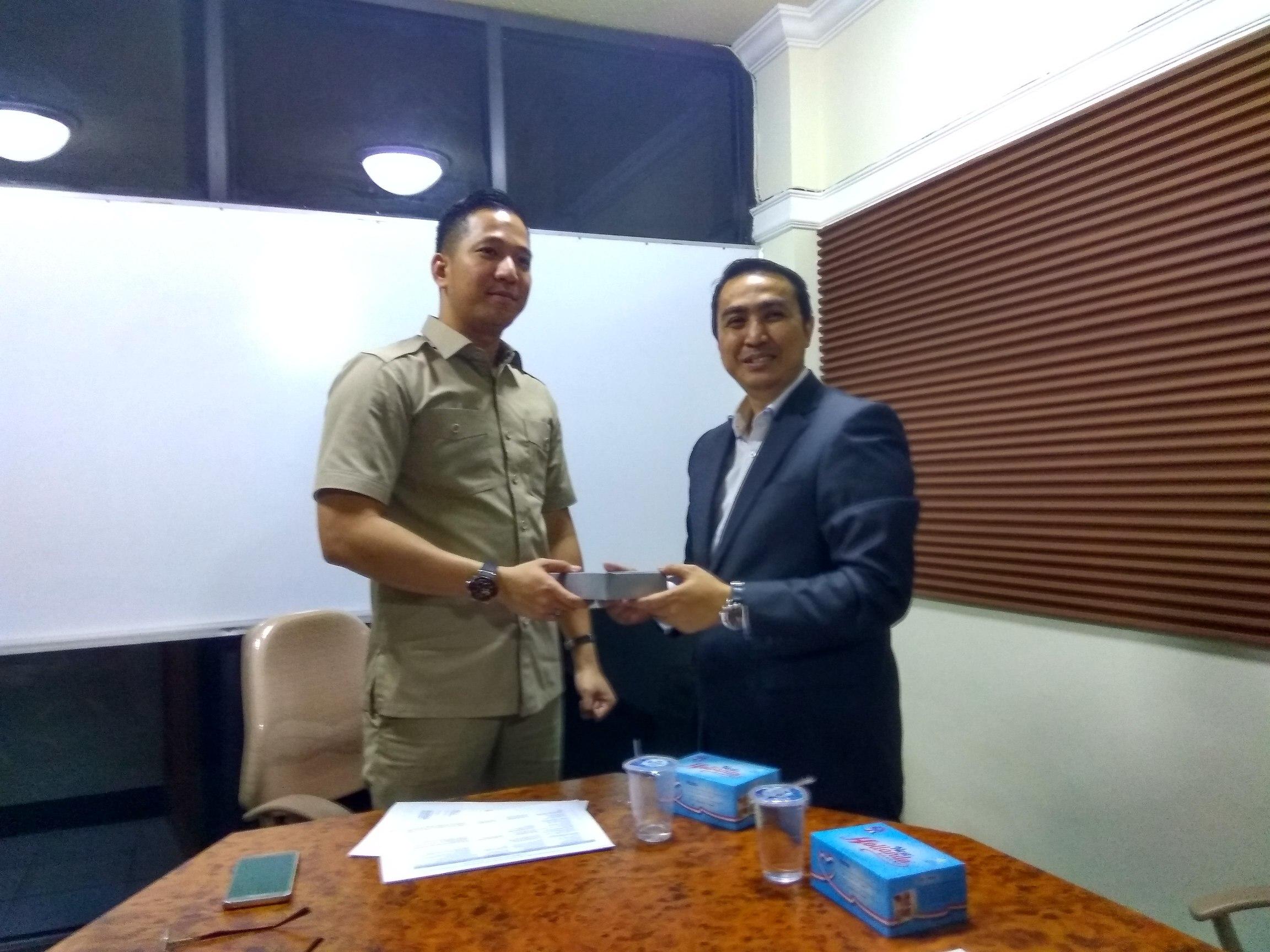 Kunjungan MATRADE Malaysia Membangun Relasi dengan Kadin Provinsi Sumatera Selatan
